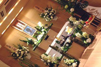 故人の弟様と甥御様に導師をお勤め頂いての家族葬。|葬儀・葬式・家族 ...