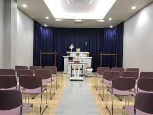 妙林寺 西館(所沢霊園)