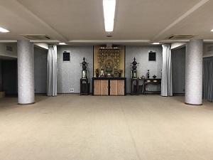 長安寺斎場