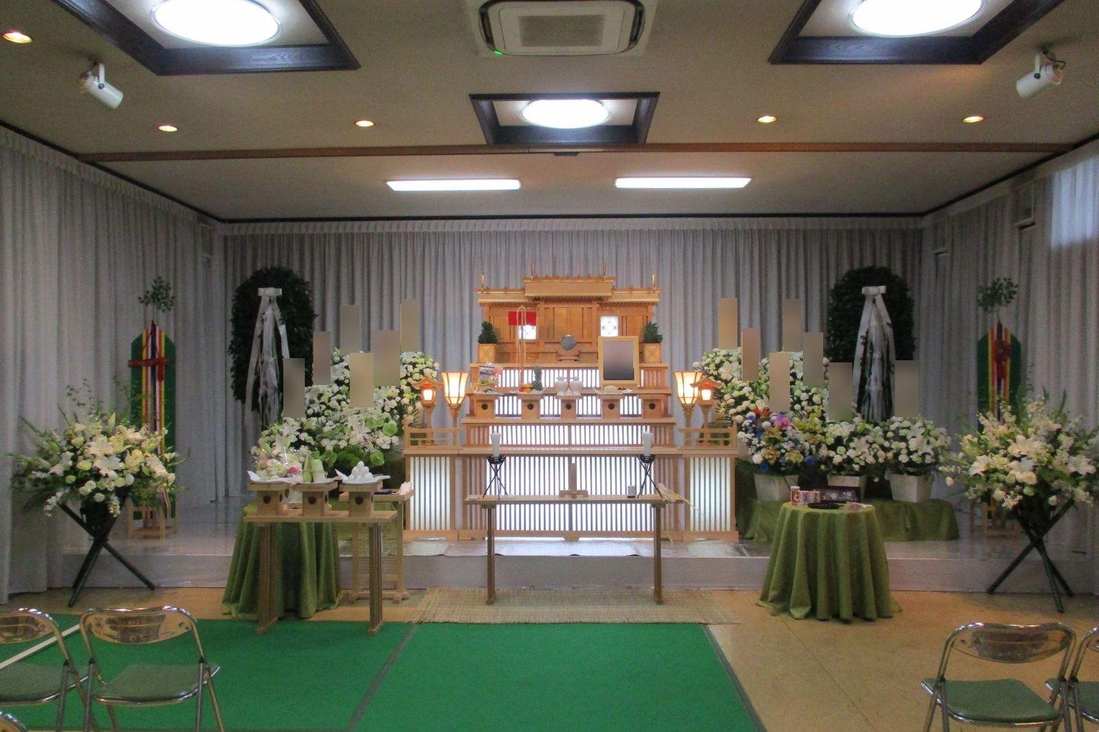 長明寺会館