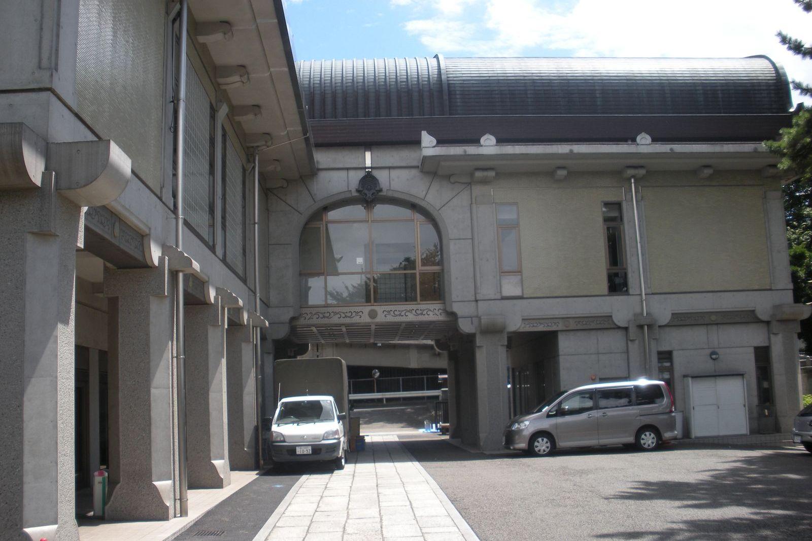 和田堀廟所
