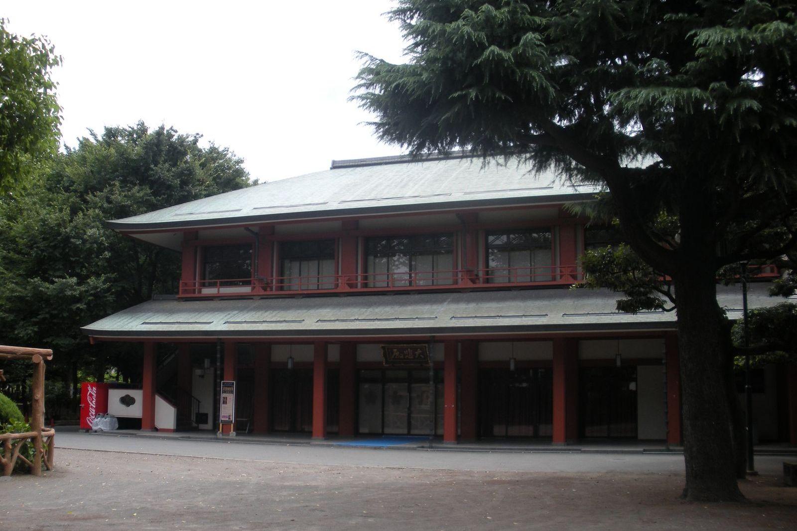 明治寺百観音書院