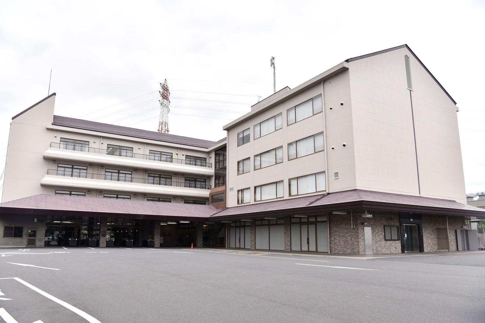 福泉禅寺・唯心堂
