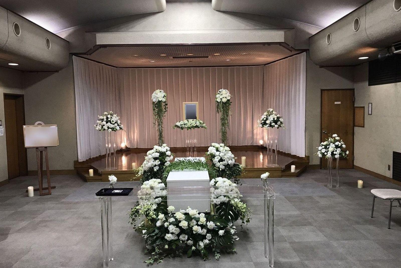 板橋区指定斎場 舟渡斎場