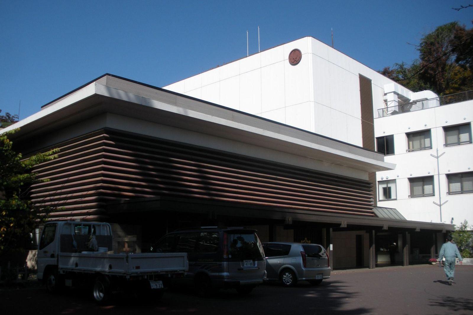長運寺斎場