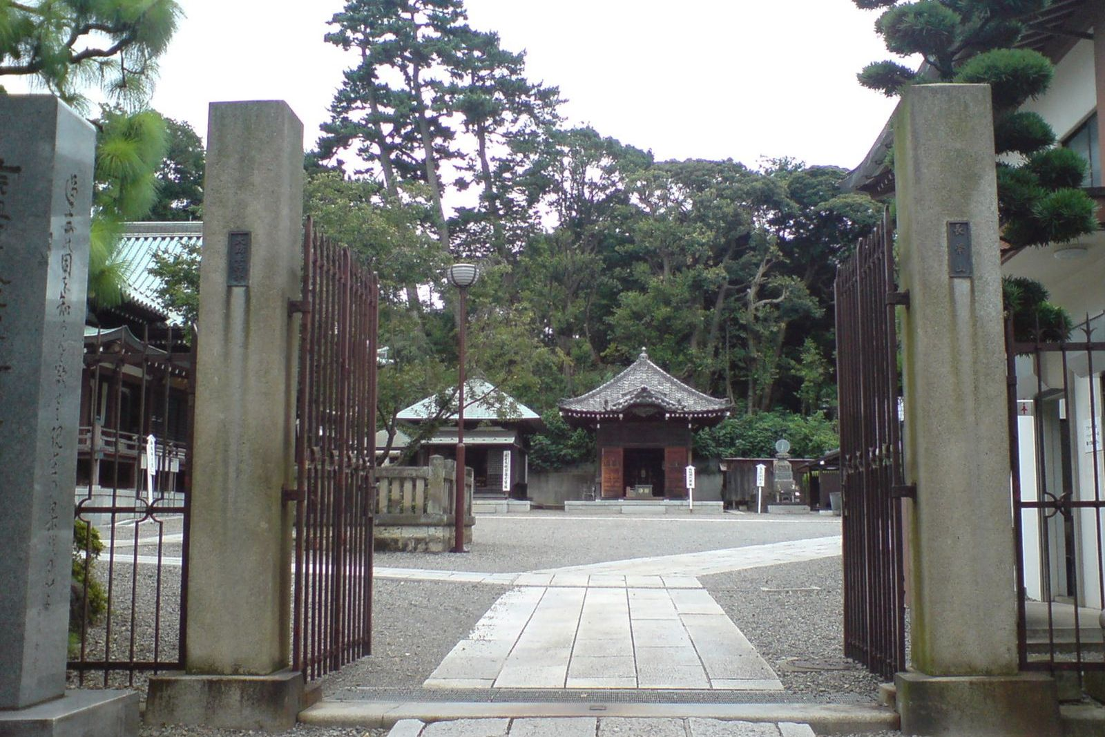 本坊本行寺 鶴林殿