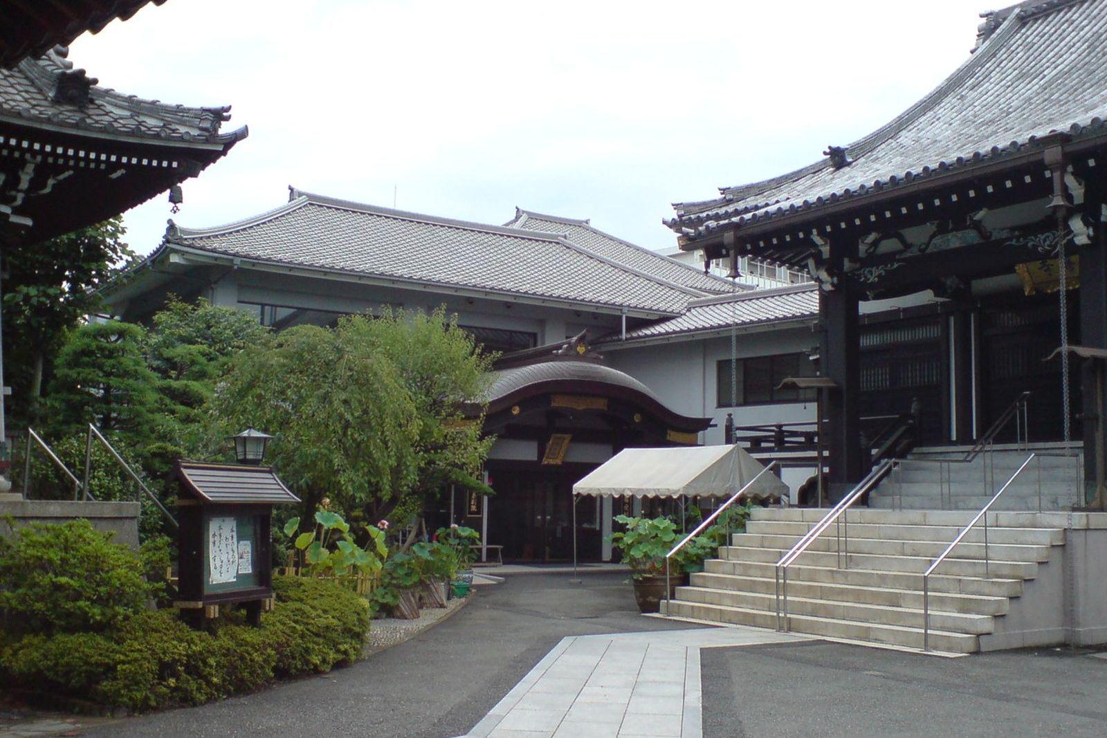 専修寺関東別院