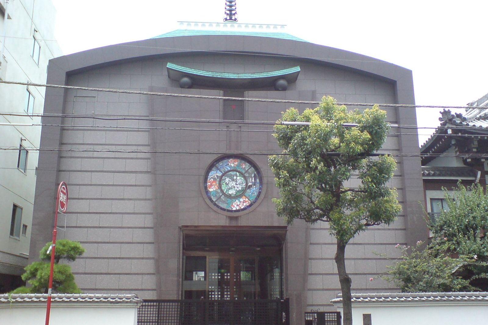 光教寺光輪閣