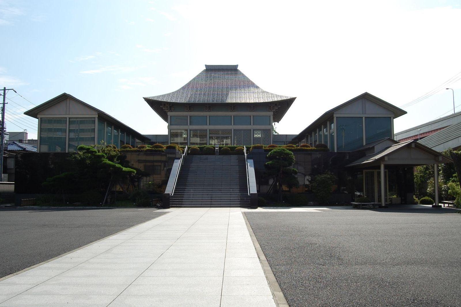 善立寺斎場