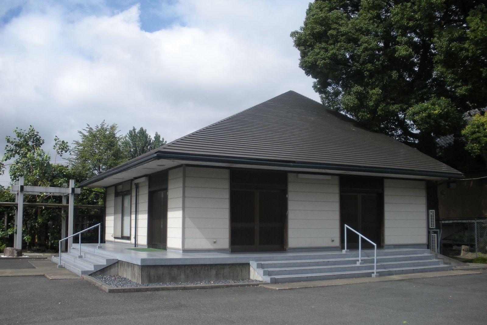 法田寺天竺釈迦堂