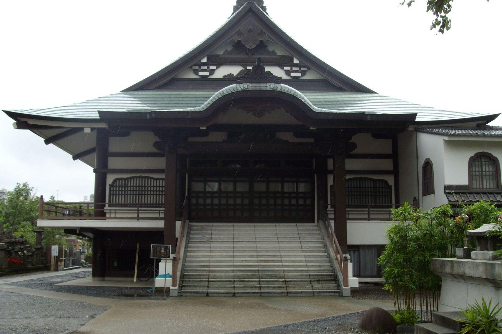 長善寺笹寺