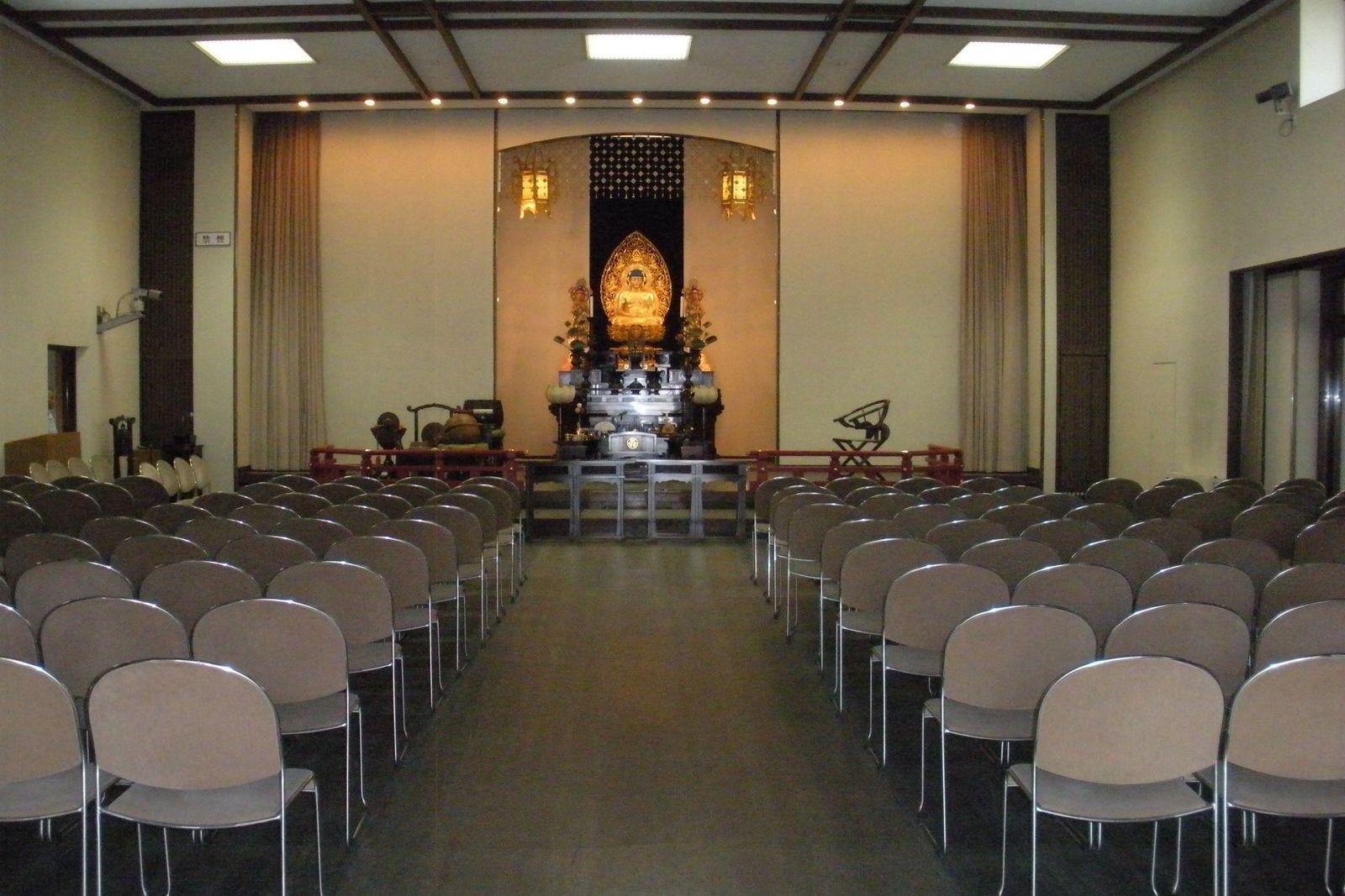 喜多院 斎霊殿