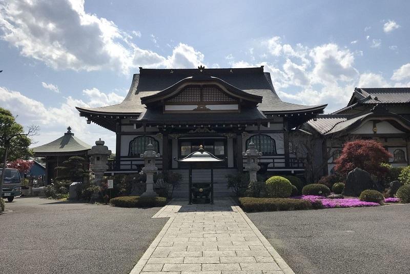 徳性寺(観音堂)